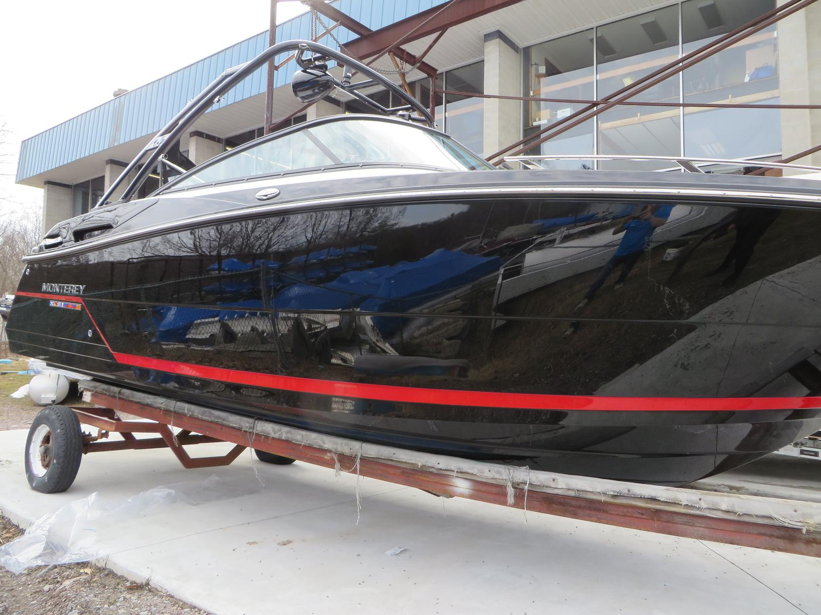 Monterey 258 SS Bow Rider
