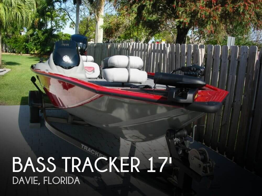 Bass Tracker 175 TXW 2015 Bass Tracker Pro 175 TXW for sale in Davie, FL