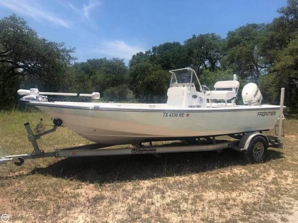Frontier 19 2013 Frontier 19 for sale in Dripping Springs, TX