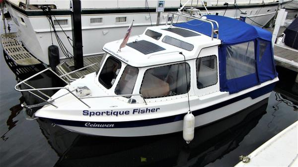 Classic Sportique Fisher 18
