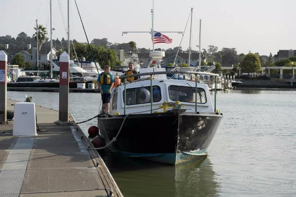 SeaCraft Sewart Crew Work Boat