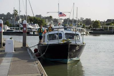 Swiftships Sewart Seacraft UtilityBoat