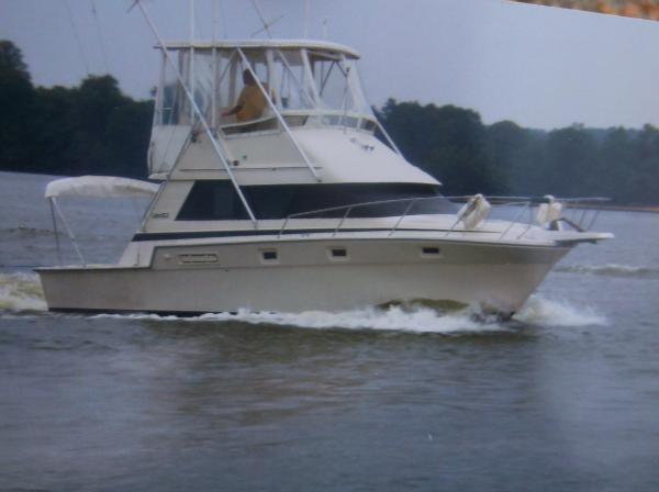 Luhrs 342 Sport Fisherman 1988 Luhrs 342
