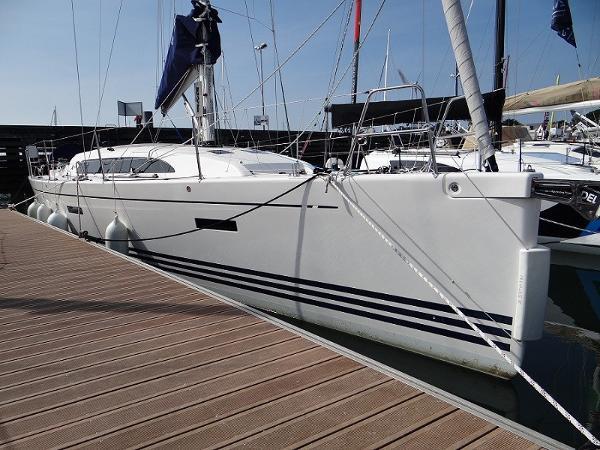 X-Yachts Xp 38 Aventure Océane - Xp38 (1)