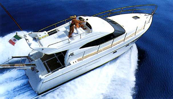 Azimut 40 Manufacturer Provided Image