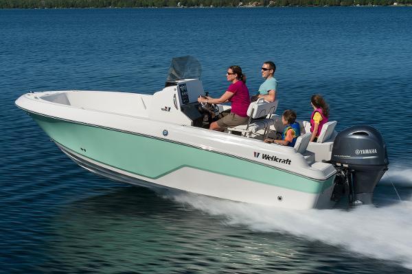 Wellcraft 182 Fisherman Manufacturer Provided Image