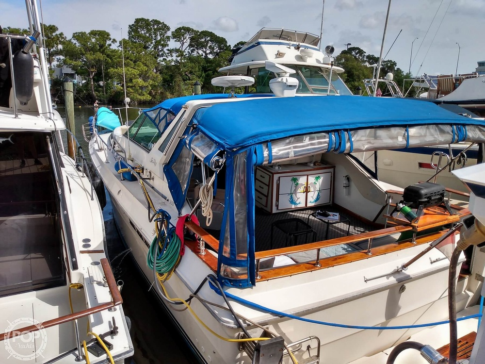 Sea Ray 390 Express Cruiser 1985 Sea Ray 390 EXPRESS for sale in Merritt Island, FL