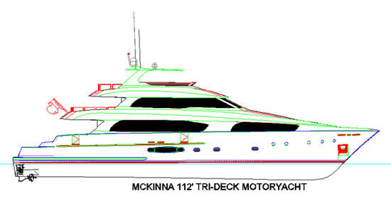 Mckinna Pilothouse Motoryacht Photo 1