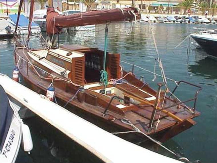 Folkboat FOLKBOAT 26 CLASICO