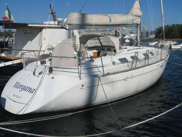 Beneteau Beneteau First 42s7
