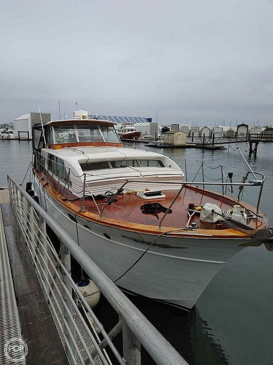 Chris-Craft Constellation 1963 Chris-Craft Constellation for sale in Port Orchard, WA