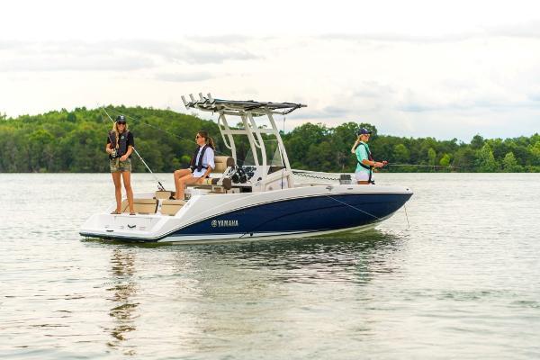 Yamaha Boats 210FSH SP