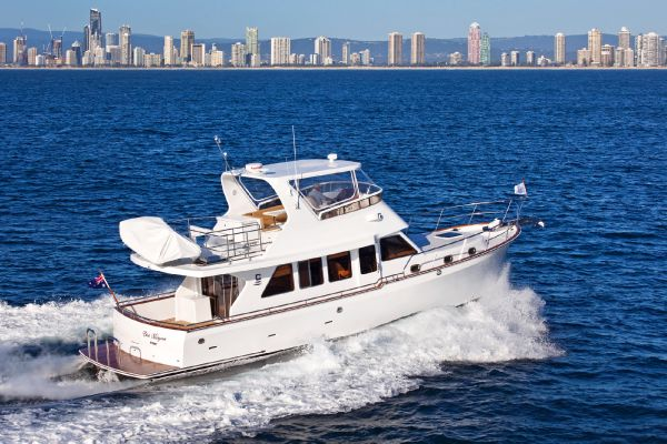 Clipper Motor Yachts Cordova 52 Manufacturer Provided Image: Cordova 52