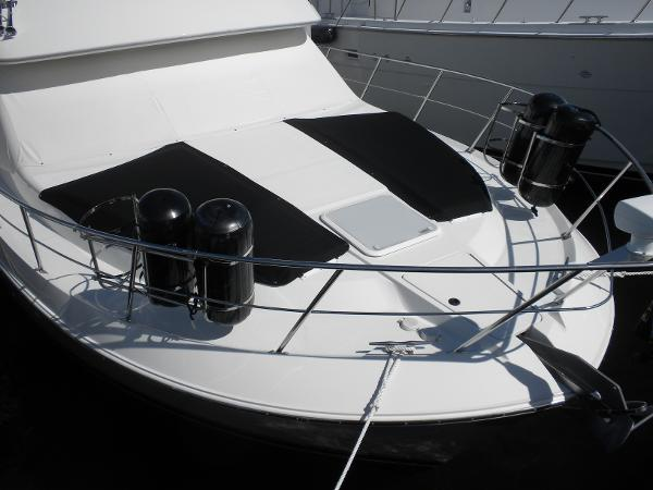 Foredeck/ sunlounges