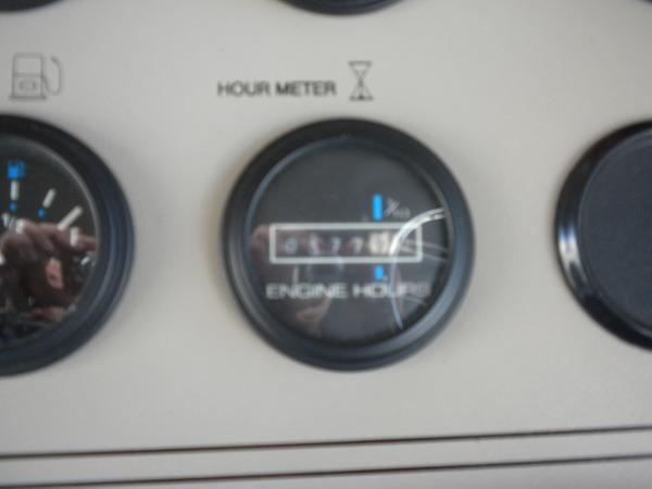 Starboard hour meter 377