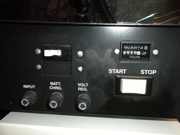 Generator hours 432