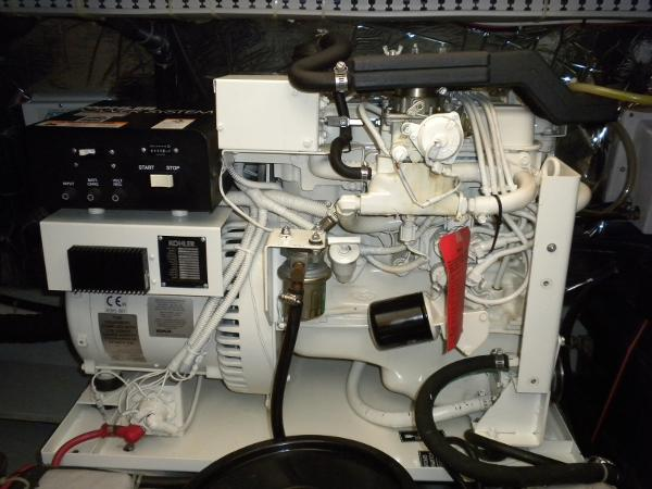Kohler 8KW generator