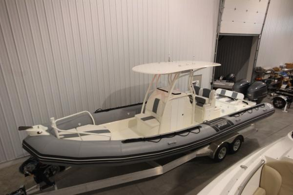 Zodiac Pro Open 850 Optimum NEO Twin 250hp DEC In Stock - DEMO