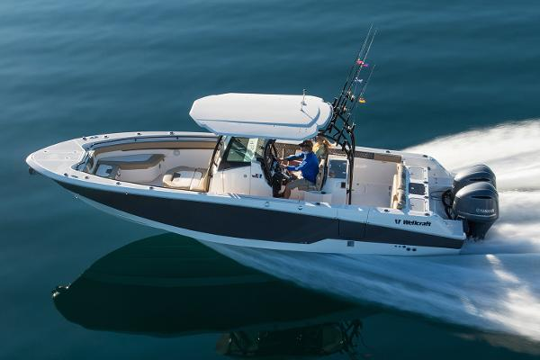 Wellcraft 302 Fisherman Manufacturer Provided Image