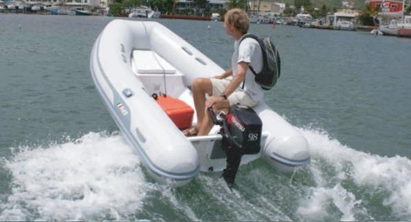 AB Inflatables 9.5 Al