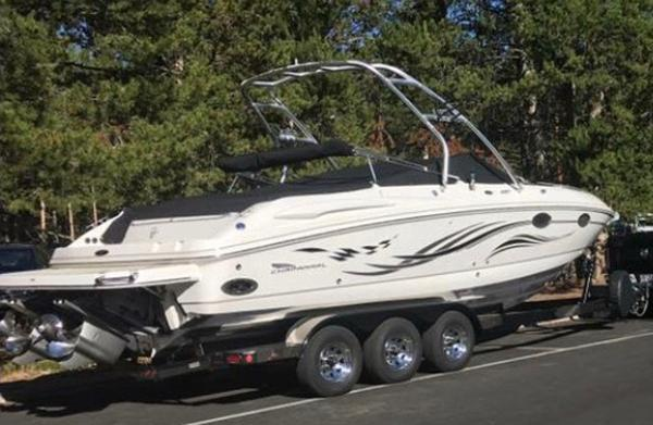 Chaparral 285 SSi