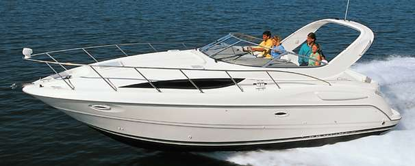 Bayliner 3055 Ciera Sunbridge DX/LX Manufacturer Provided Image