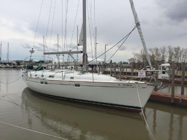 Beneteau Oceanis 461 Profile