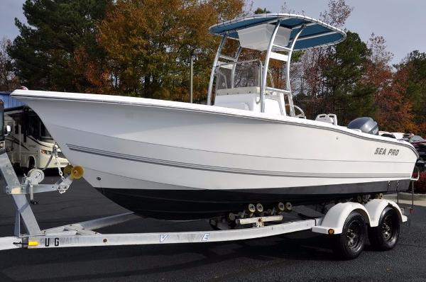 Sea Pro 206CC