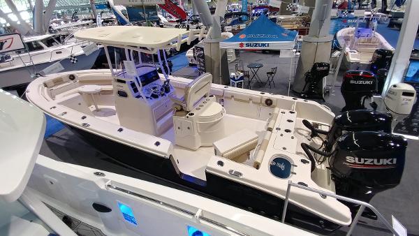 Sea Chaser 270 CC