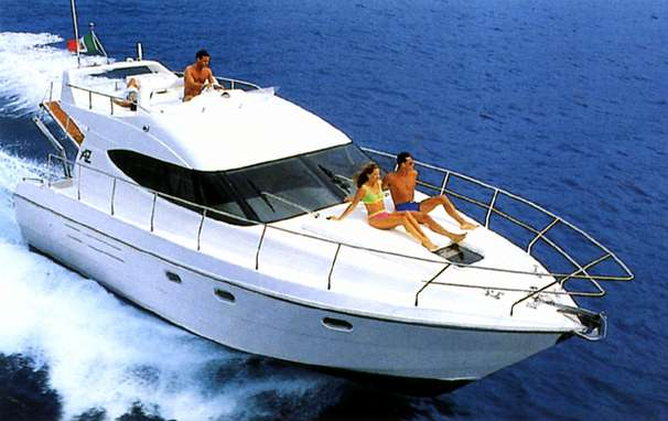 Azimut 36 Manufacturer Provided Image