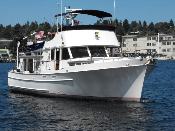 Monk/ McQueen Pilothouse ANCHOR