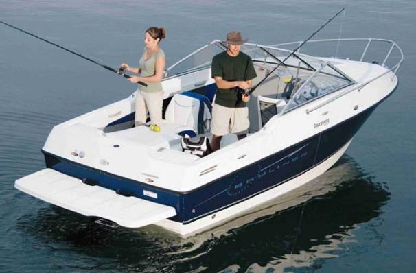 Bayliner Discovery 192 Manufacturer Provided Image