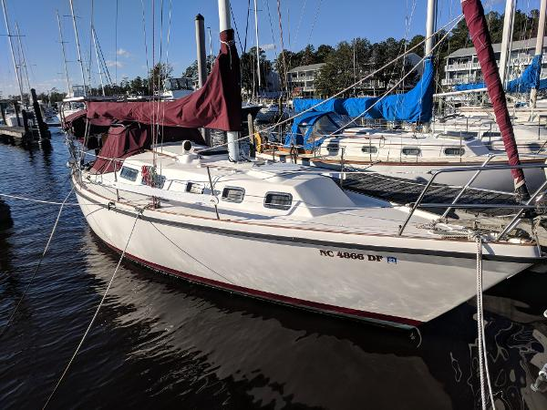 Seafarer Swiftsure 30