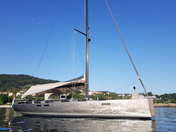 Baltic 56 Baltic 56 canting keel for sale in spain