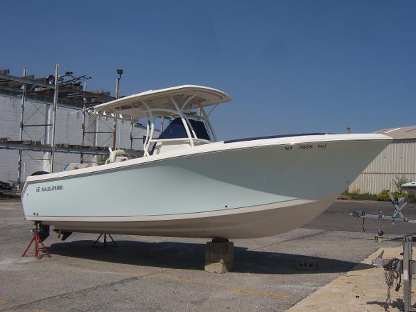 Sailfish 270 CC-Indoors