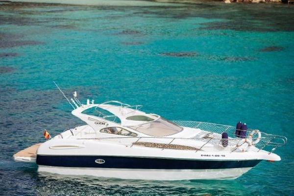 Gobbi 365 Used Gobbi 365 for sale in Menorca - Clearwater Marine