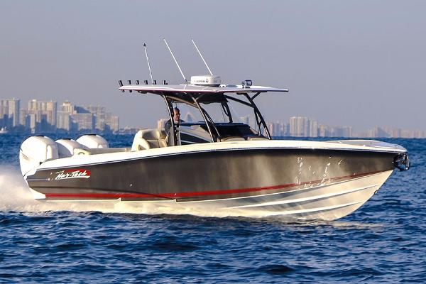 Nor Tech 340 Sport Open Center Console