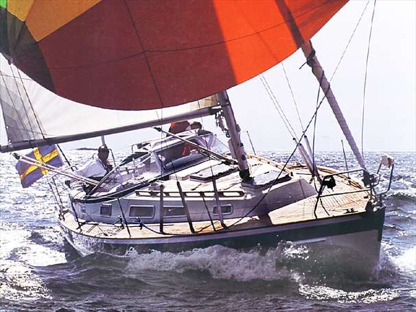 Hallberg-Rassy 34 Manufacturer Provided Image