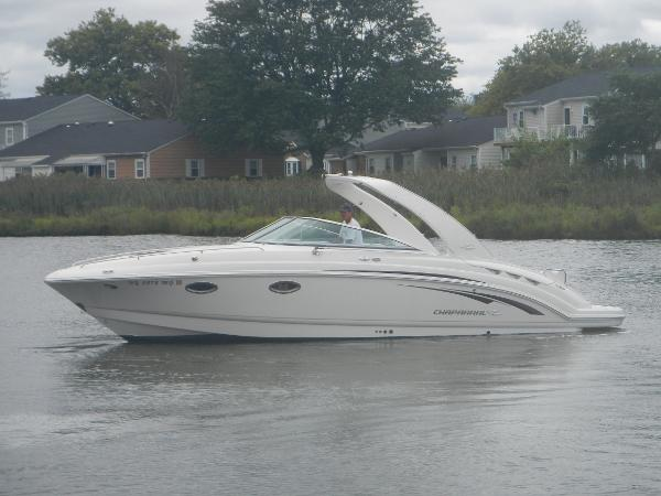 Chaparral 275 SSi