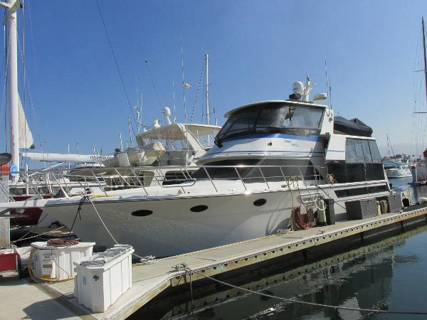 Californian Custom Enclosed Flybridge