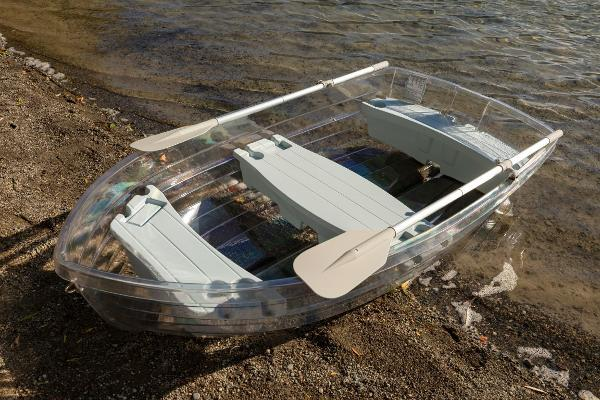 Backwater Boats 7.5 Evolution Clear