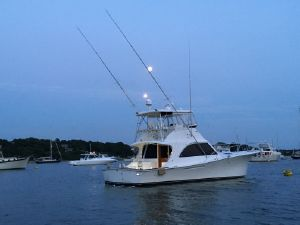 Jersey Dawn 47 Sportfish Save This Boat