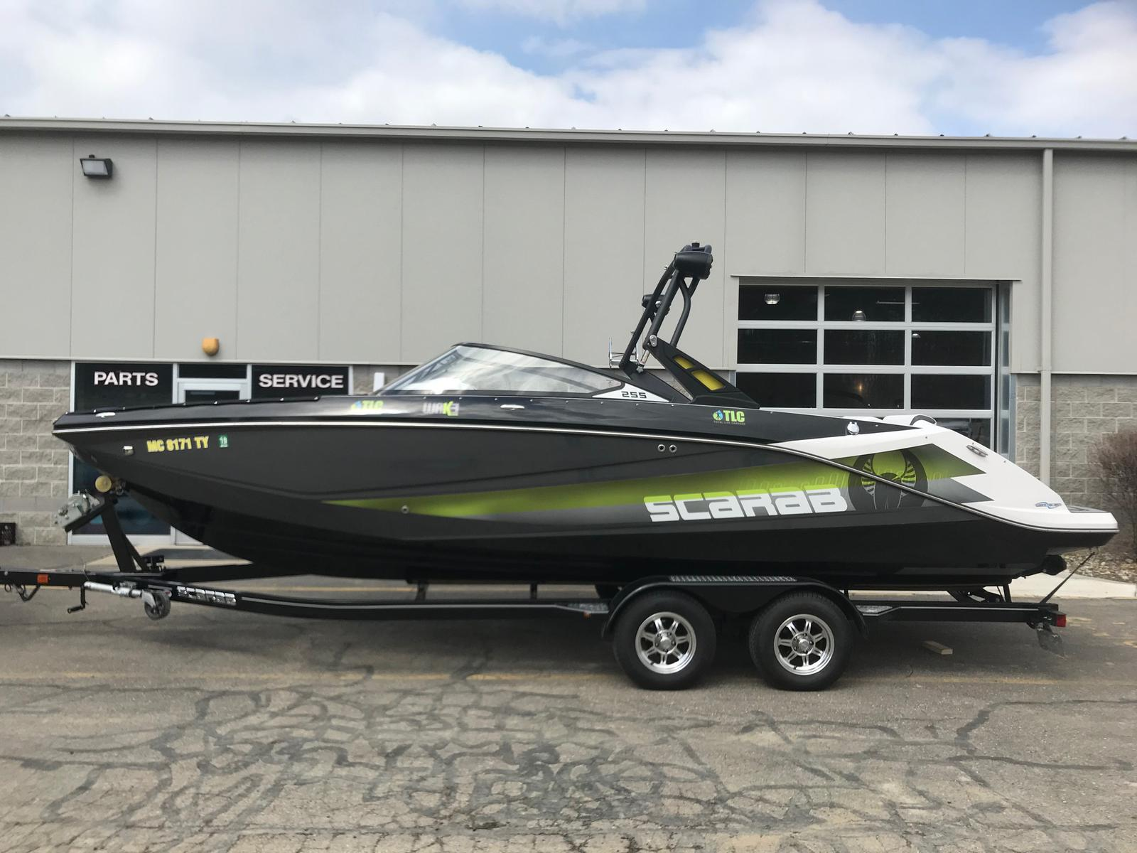 Scarab 255 HO Impulse Wake Edition