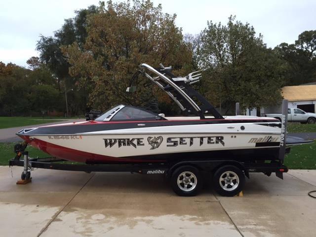 Malibu Boats LLC Wakesetter VTX