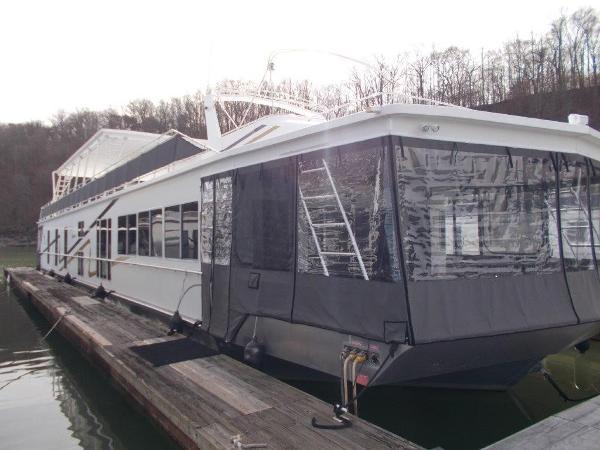 Fantasy 20 X 105 Houseboat