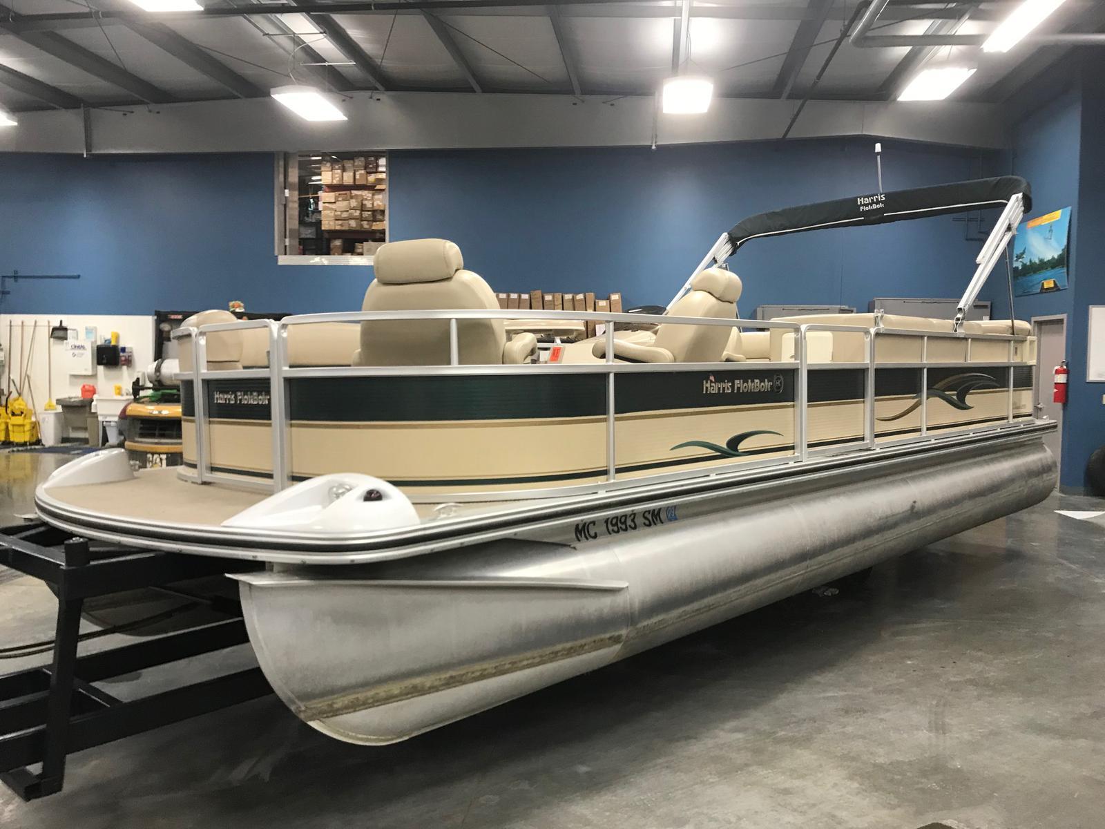 Harris Flote Boat 240 Classic