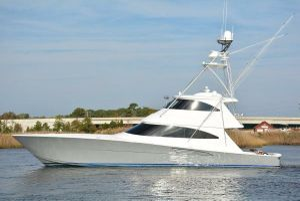 Viking 72 Enclosed Bridge Port Side Save This Boat