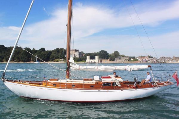Philip Rhodes Bermudan sloop