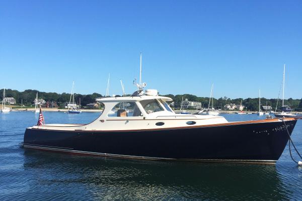 "Hinckley Picnic Boat Classic ""Work Boat"""
