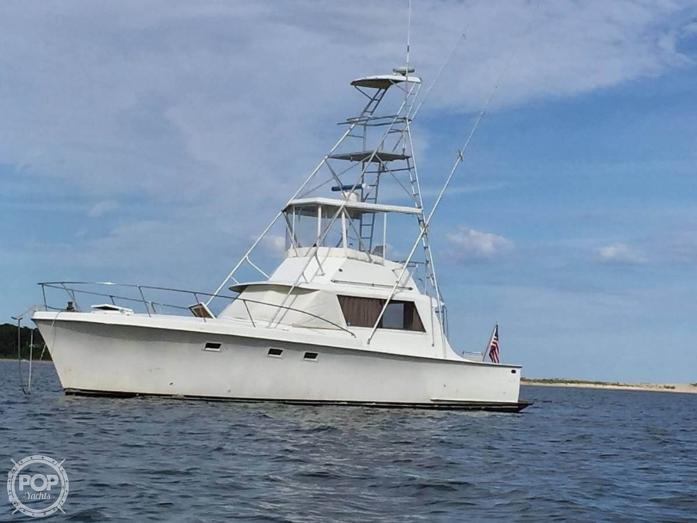Hatteras 41 Convertible 1967 Hatteras 41' Convertible for sale in East Hampton, NY
